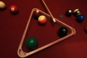 Pool table that pool table movers NJ can move with ease