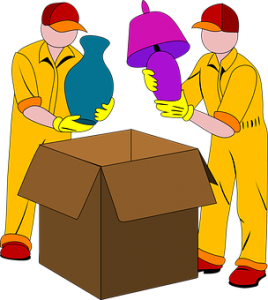Packing services for Plainfield move