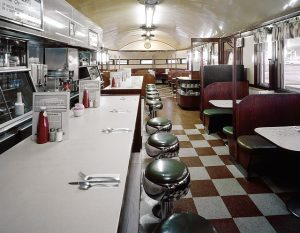 an average American diner is excellent for investments in Jersey City