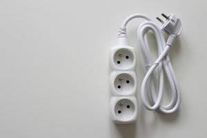Power plug socket divider