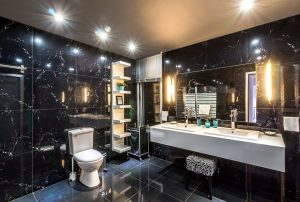 A decorated bathroom can affect value of your home