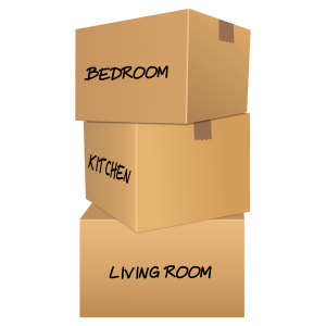 Cardboard boxes is the best way to pack when moving from Cape May to Jersey City
