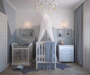 Picture of kids' room