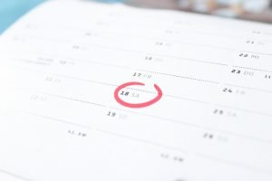 When moving while pregnant, you should plan carefully around your due date