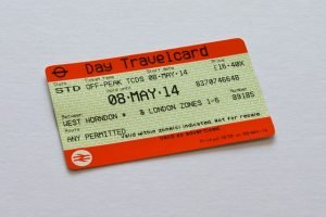 Old travelcard
