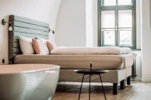 an imageo f a bedroom