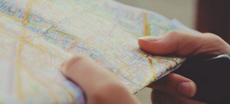 movers Hoboken NJ do not need maps!