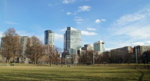 Boston as one of the places to move after college
