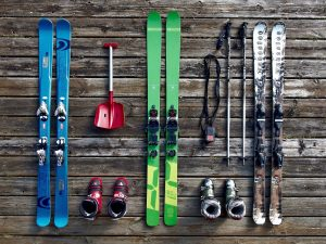 moving your sports equipment - winter equmpent