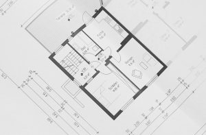 a floor plan as a way to create a safe work environment