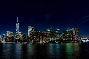 New York City as one of the benefits of renting in Hackensack