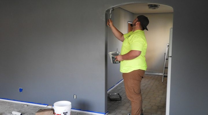 How to create a safe work environment during office renovation