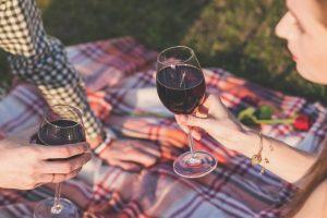 people enjoying picnic