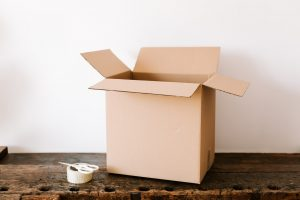a cardboard box you need to find before you organize Long distance relocation from NJ